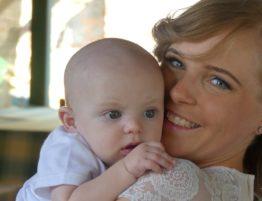 Baby massage roma